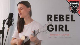 Rebel Girl - Rachel Hardy x Kaiser Cat Cinema