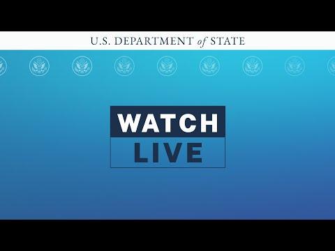 Secretary Blinken and Greek Foreign Minister Dendias deliver opening remarks - 9:15 AM