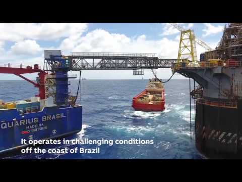 Using Marine Software To Optimize Gangway Usage