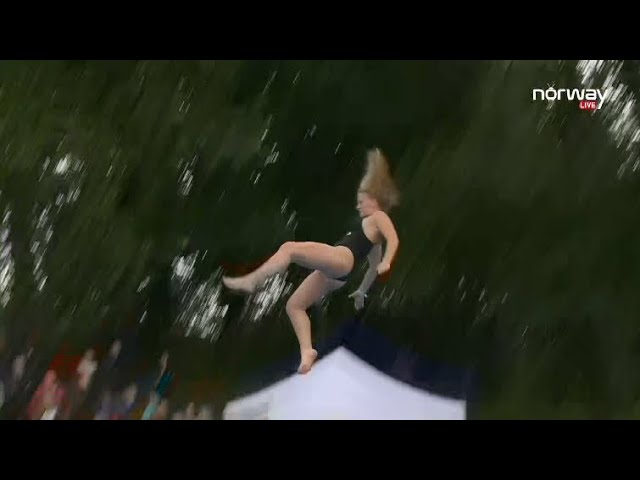 The most gnarly Death Dives 2019 - Vm i døds - (Belly flop / Staples / Fall )