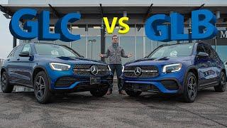 NEW 2020 Mercedes-Benz GLB250 VS GLC300 Comparison with Austin