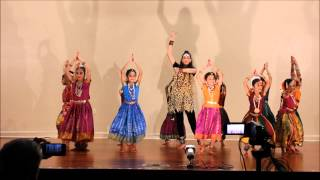 Karpoora Gauram Dance performence