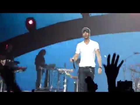 Enrique Iglesias Tonight Live Phoenix, AZ 1-29-15 Tonight