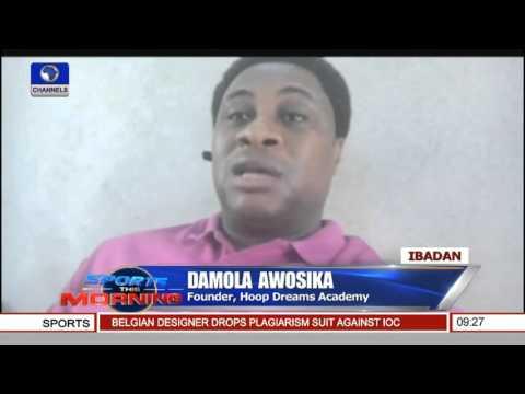 Damola Awosika Speaks On Developmental Basketball 29/01/16
