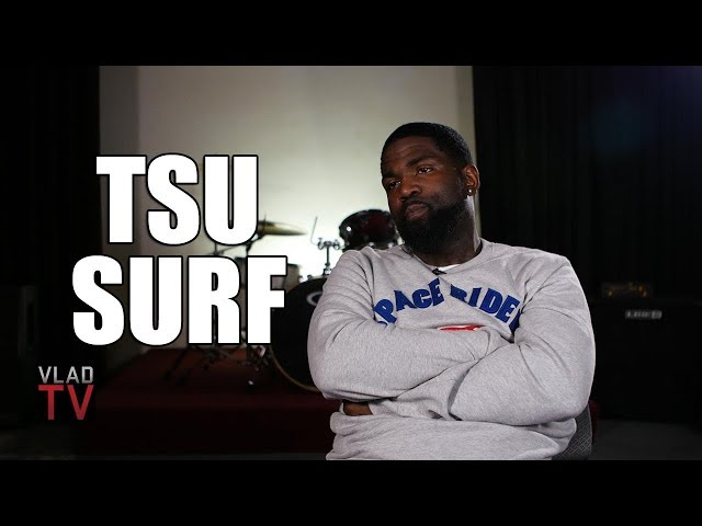 Tsu Surf on Having the Will Power to Live After Getting Shot Up (Part 11)