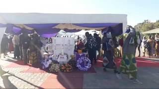 Majonzi Kuagwa Mapacha Maria na Consolata