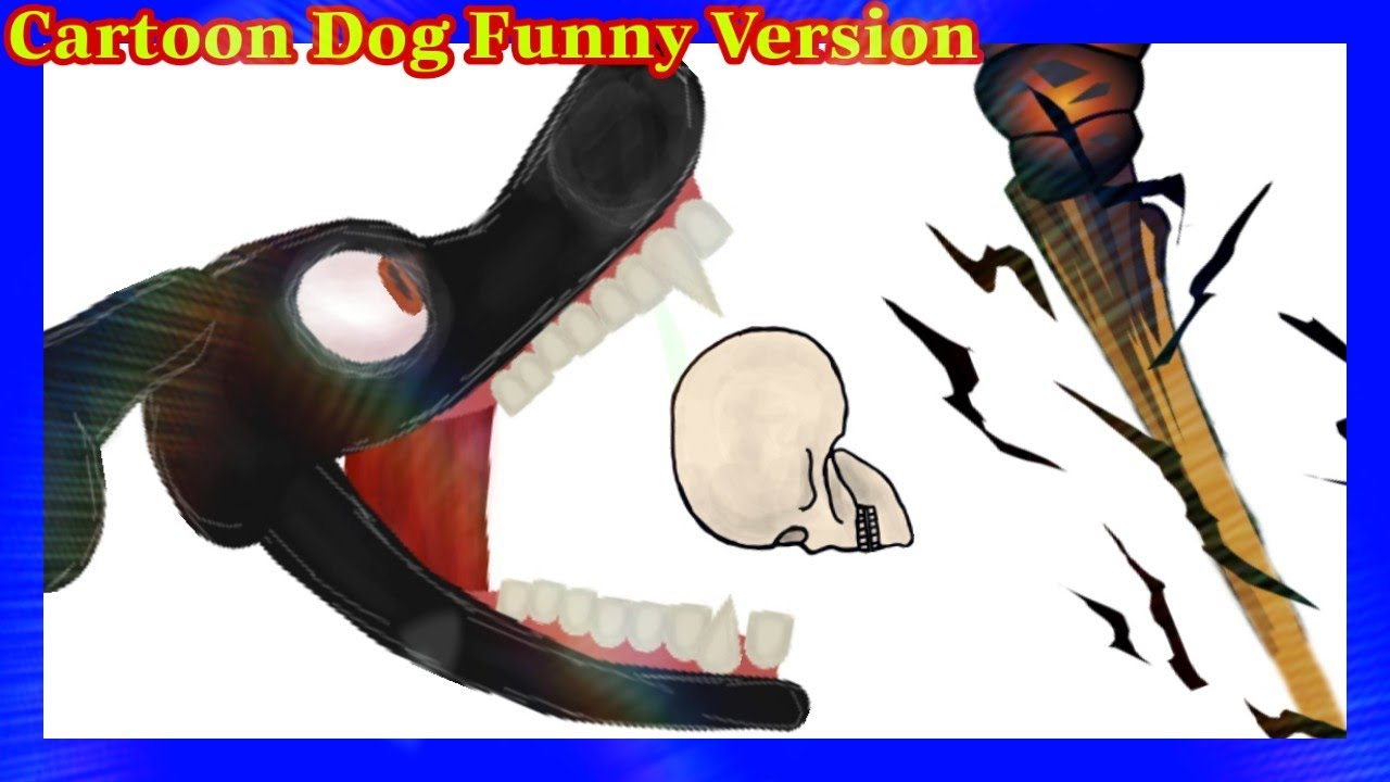 【Cartoon Dog Funny Version】😵 Cartoon Dog Animation । Kartun Dog