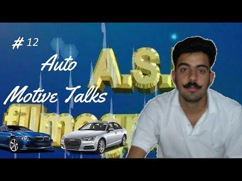 #12 Auto Motive talks about the auto market