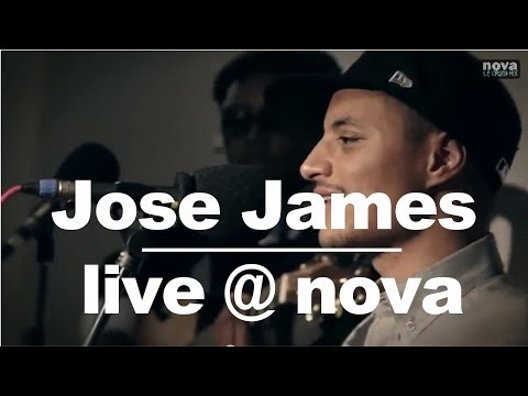 Jose James - Come To My Door • Live @ Nova