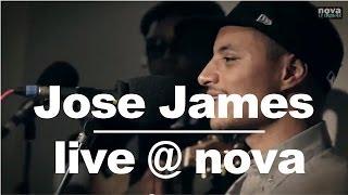 Jose James - Come To My Door • Live @ Nova