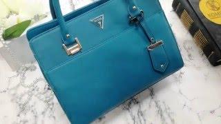 Обзор сумки Guess | Komilfo