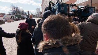 Лукашенко: даже в мирное время роль внутренних войск велика