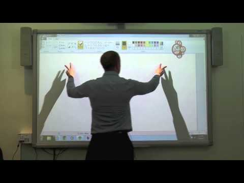 An Introduction To The HDi Interactive Whiteboard