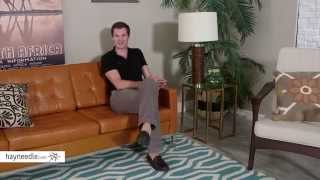 Uttermost Mirrin Accent Table - Product Review Video