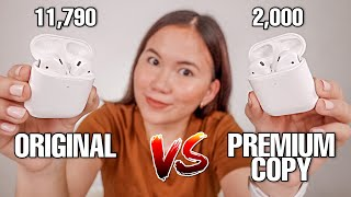 THE PERFECT FAKE AIRPODS 2 vs THE REAL AIRPODS 2: IMPOSSIBLE!!!