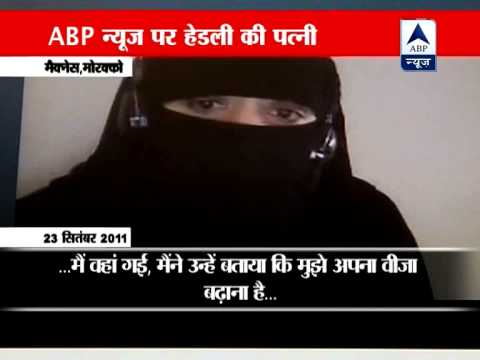David Headley's wife speaks to ABP News