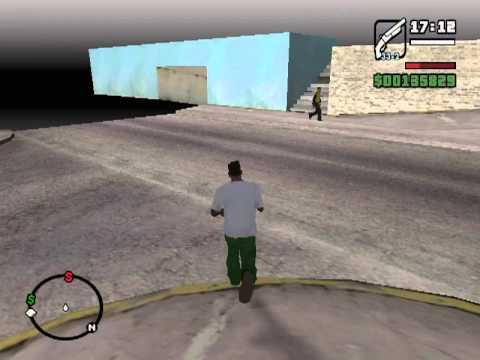 видео: Как попасть в подземный город в gta sa
