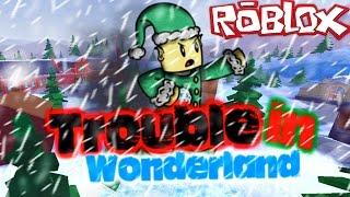GOOD ELVES VS. ROBOT ELVES IN ROBLOX! (Roblox ELF BATTLE)