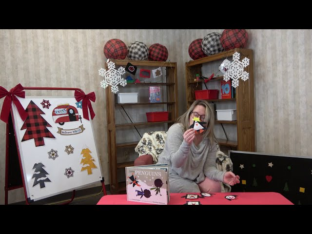 Storytime Adventures with Miss Tori: Little Penguins