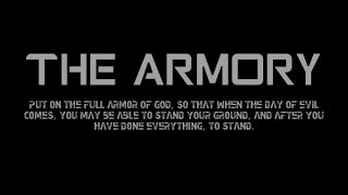 The Armory Ep2: Ammunition