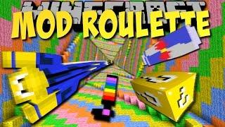 DROPPER mit ZUFÄLLIGEN MODS!! (Minecraft Mod Roulette #1) [Deutsch]