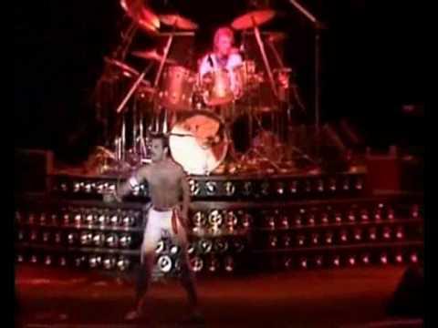 Freddie Mercury - Merry Christmas (Rare Live)