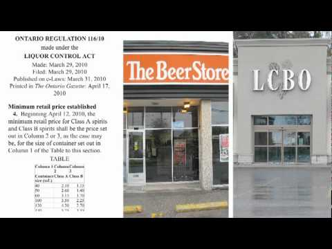 Alcoholic Beverages: Wider Selection, Lower Prices, Shopping Convenience