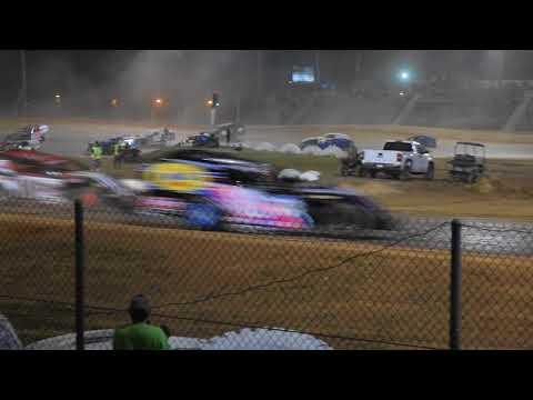 Bradley Busch IMCA I-30 Speedway 3-17-18