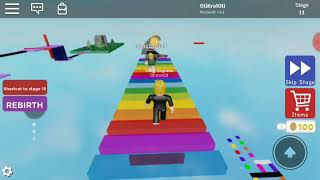 Roblox obby (The Realny Easy