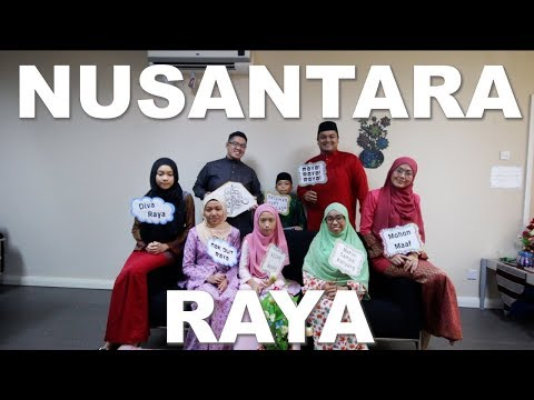 Nusantara Raya feat SR Rataie Teachers & Pupils