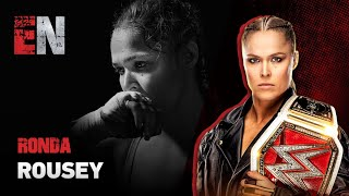 mma champ ronda rousey annoyed by michael phelps esnews