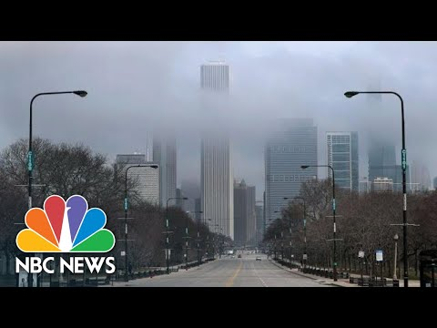 Chicago Officials On Protecting First Responders During Coronavirus Crisis | NBC News (Live Stream)