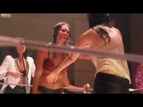 Mia Kirshner - Erotic Lesbian Wrestling - From The L Word from YouTube · Duration:  1 minutes 36 seconds