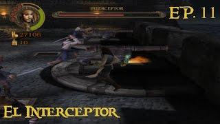 Piratas del Caribe La leyenda de Jack Sparrow [PS2] EP. 11 El Interceptor