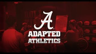 University of Alabama - Adaptive Athletics - Dynamic Fitness & Strength