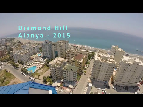 Diamond Hill, Alanya   Turkey, 2015