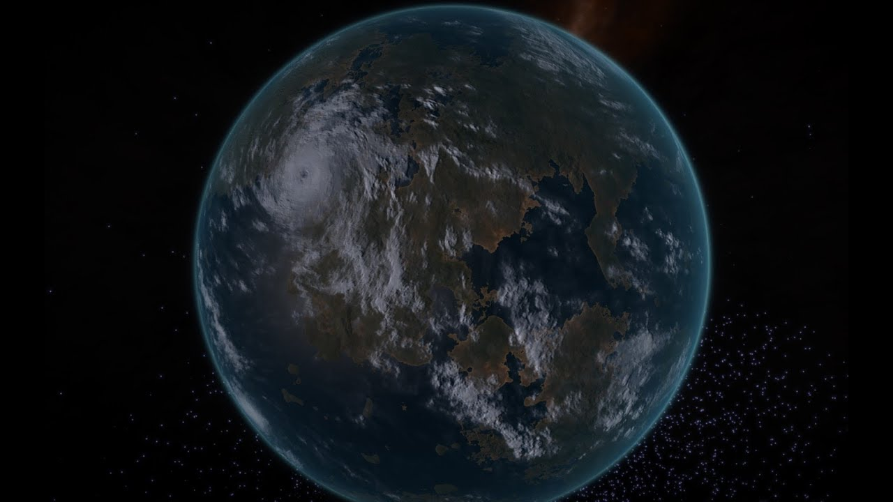earth like planet found video - 1280×720