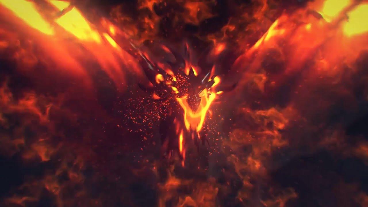 u0026quot fire dragon u0026quot  intro
