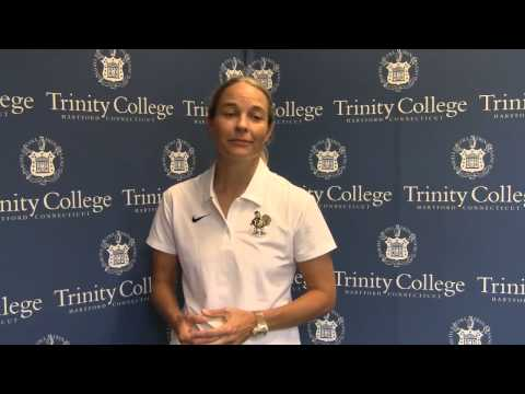 How to Get Recruited by College Coaches (Trinity College, Hartford CT)