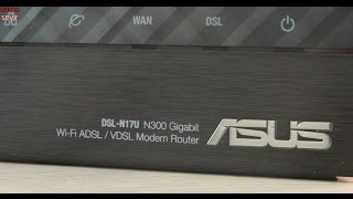 Asus DSL-N17U Modem Router incelemesi