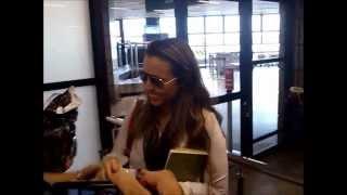 Angelis no Aeroporto de Goiânia