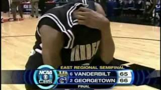 Jeff Green Game Winning Shot Against Vanderbilt