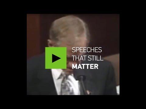 Speeches that still matter: Ron Paul