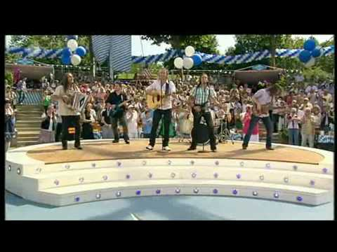 Hey Mann Band - Stimmungs-Medley 2009
