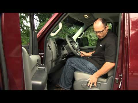 Road Test: 2012 Nissan NV 2500