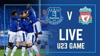 Full game: everton u23 1-3 liverpool u23