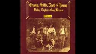 CSNY - Everybody I Love You (Deja Vu - March 1970) Crosby, Stills, ...