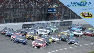 NASCAR Sprint Cup Series - Full Race - Pure Michigan 400