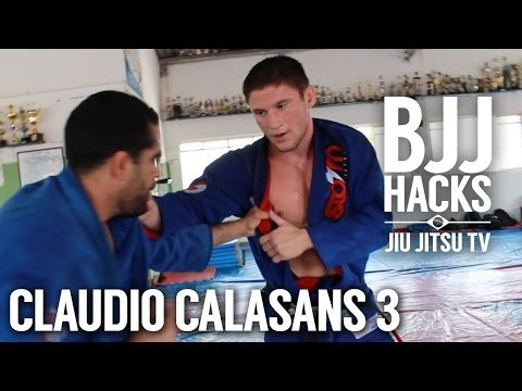 How To Adapt Judo For Jiu-Jitsu With Claudio Calasans    BJJ Hacks TV Episode 5.3