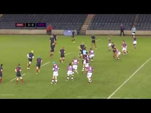 2014 Brewin Dolphin Scottish Schools Under-18 Cup Final, Watson's V Merchiston